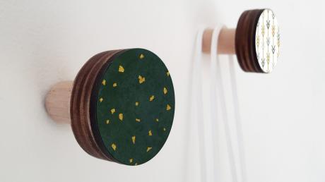 Modern Wall Hooks/Round Wall hooks/Geometric coat hooks