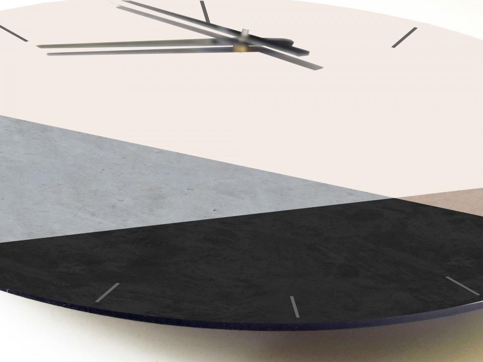 ידיות מעוצבות לארונות ומגירות/ידית דקורטיבית לשידת מגירות/ידית עץ בהדפס מנטה עם נקודות לבנות