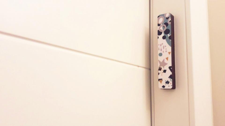 מזוזה מודרנית לדלת הבית/מזוזה מעוצבת/בית מזוזה מיוחד מתאים לחדר ילדים